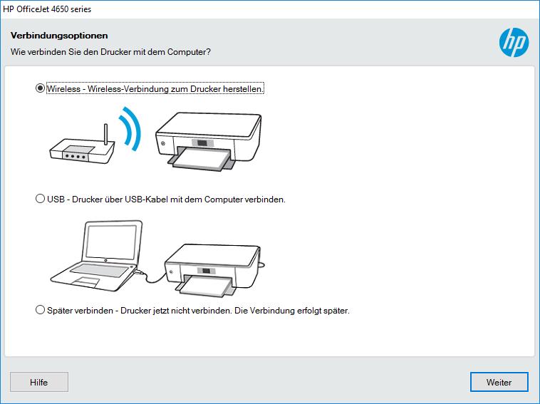HP Officejet 4655 getestet: Eleganz und Funktion für Wenig-Druckende ...