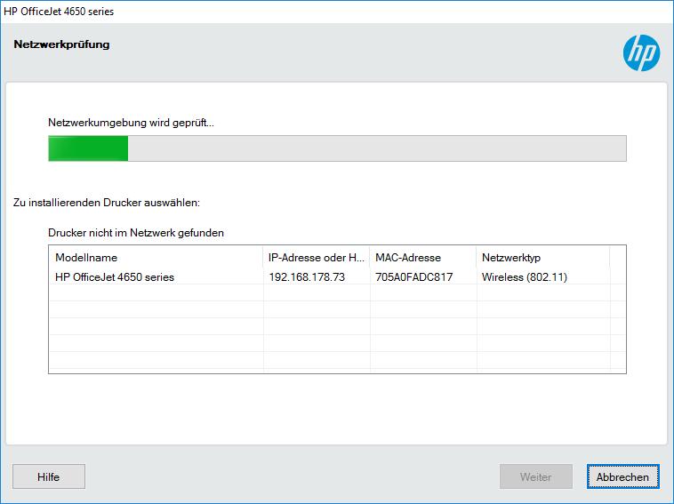 HP Officejet 4655 getestet: Eleganz und Funktion für Wenig