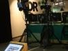Fernsehkameras WDR Studio Zwei mit iPad Teleprompter