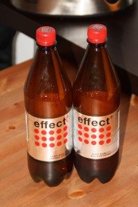 Effect Energy in Literflasche