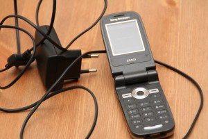Mein altes Handy: Sony Ericson Z550i