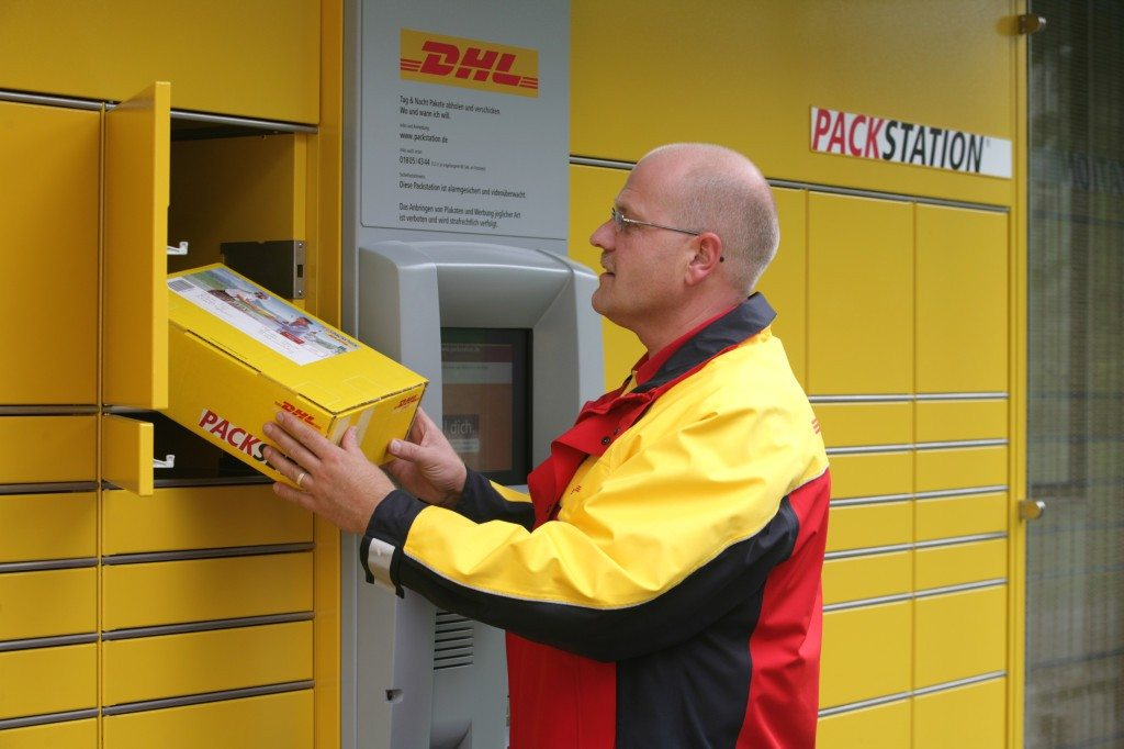 DHL Packstation Service