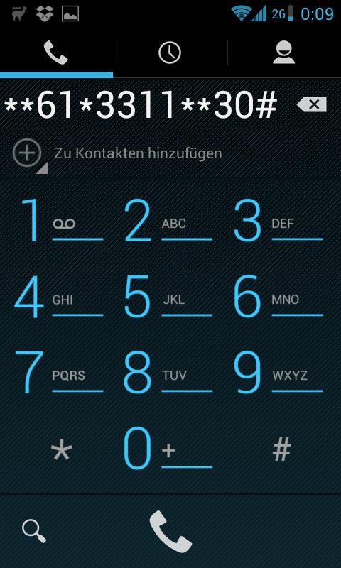 mobilbox einstellen iphone