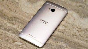 HTC One Rueckseite