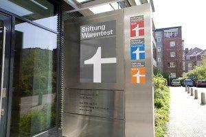 Gebäude Stiftung Warentest