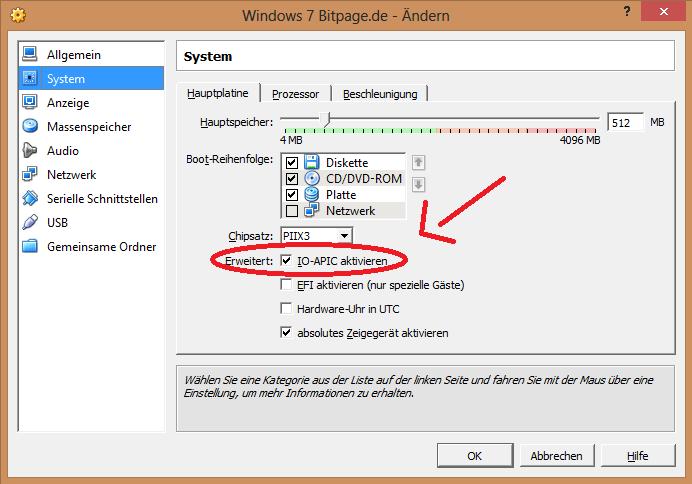 virtualbox-io-apic-aktivieren