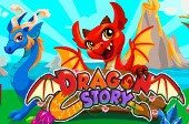 Dragon Story Logo TeamLava