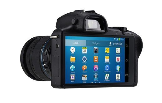Samsung-GALAXY-NX-hinten-Display-Android