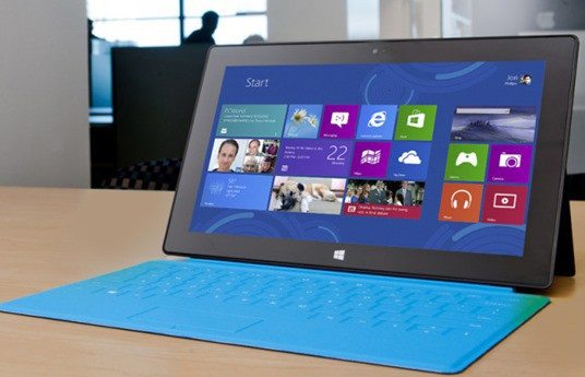 Microsoft Surface 2: Produktion eingestellt