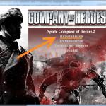 Company of Heroes 2 Reinstallieren