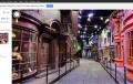 Screenshot Google Streetview Winkelgasse Harry Potter