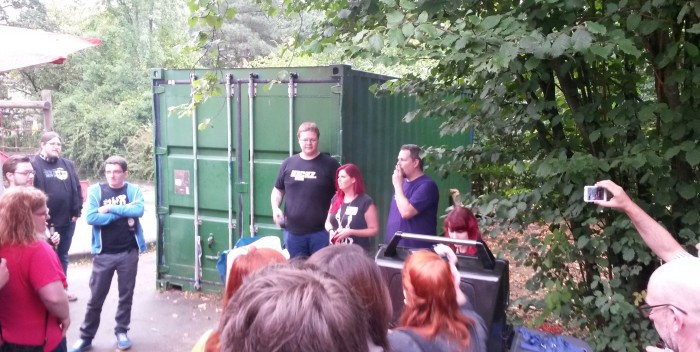 Bloggertreffen 2013 in Köln