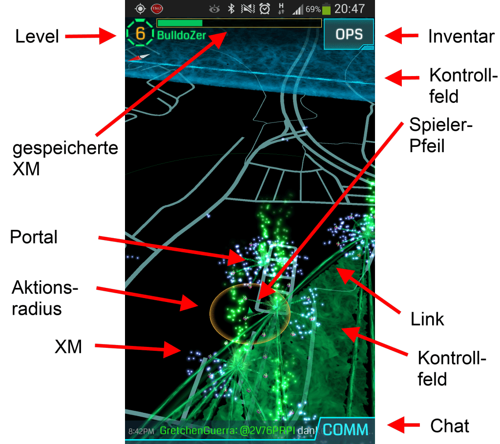 Ingress Scanner