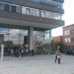 Wissenschaftszentrum von außen