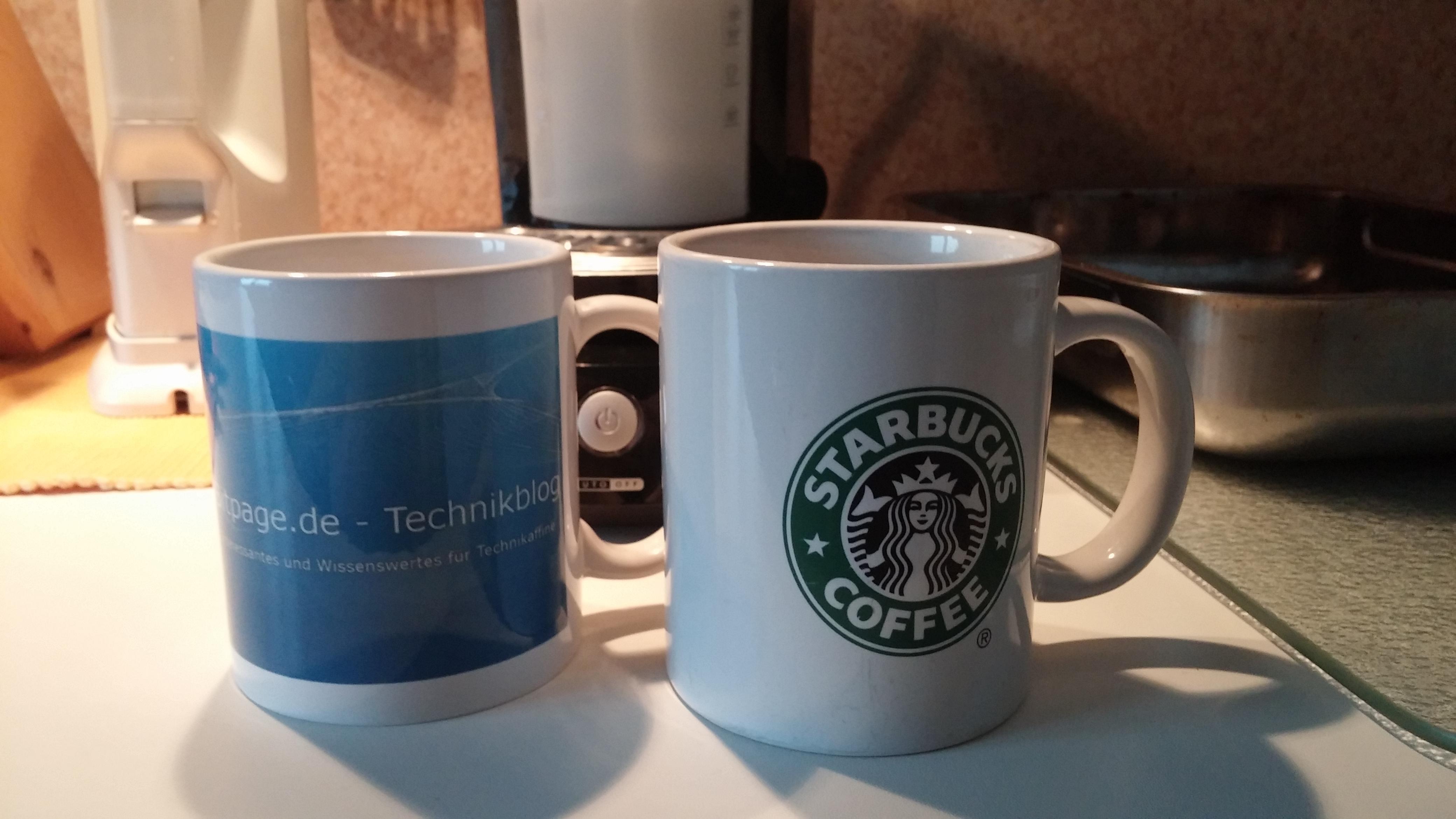 Starbucks und Bitpage.de