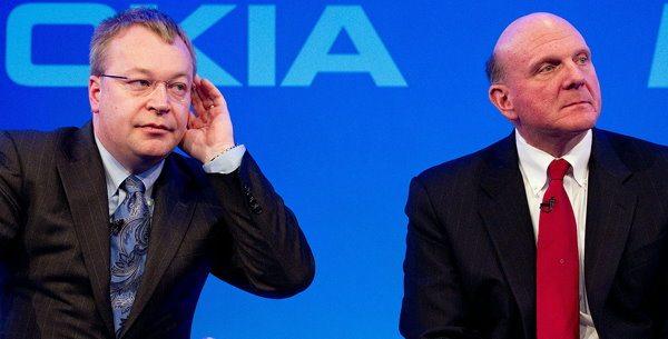 Microsoft Übernahme von Nokia
