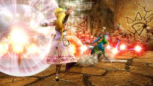 8_Hyrule Warriors_gamescom_link_and_zelda