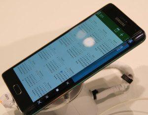 Samsung-Galaxy-Note-4-Edge-Diktiergerät
