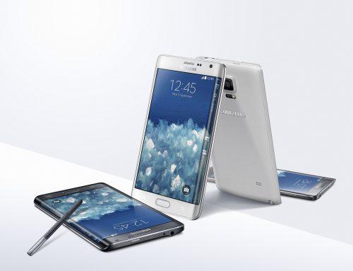 IFA 2014: Das Samsung Galaxy Note Edge genau betrachtet