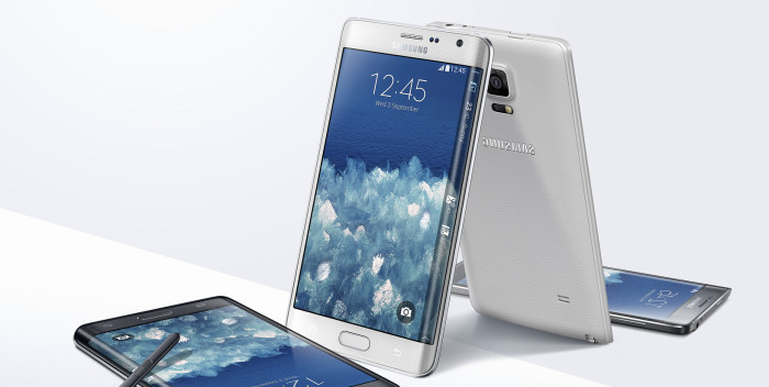 Samsung Galaxy Note Edge im ausführlichem Hands-On
