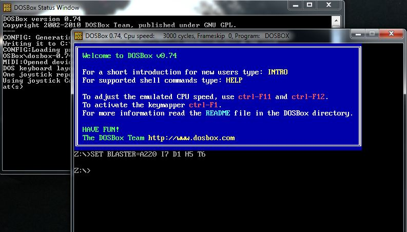 dosbox_startscreen
