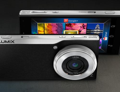Photokina 2014: Android-Kamera-Smartphone Panasonic DMC-CM1 vorgestellt