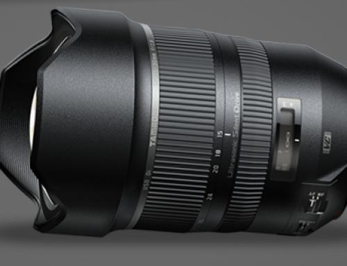 Photokina 2014: Tamron stellt bildstabilisiertes 15-30-mm-Objektiv vor