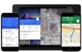 Google Maps in neuem Material Design für iOS und Android erscheint