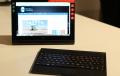 Der Tablet-Notebook-Mischling Lenovo Yoga 2 Tablet  (1051F) im Test