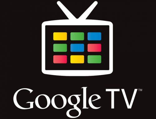 Google TV wird offiziell begraben