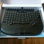 Tastatur mit Dustcover