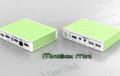 Linux Mint zeigt kleine MintBox Mini