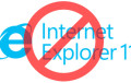 Internet Explorer aus Windows entfernen