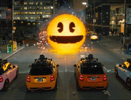 """Im Kino angeschaut: Arcade Action-Komödie """"Pixels"""""""