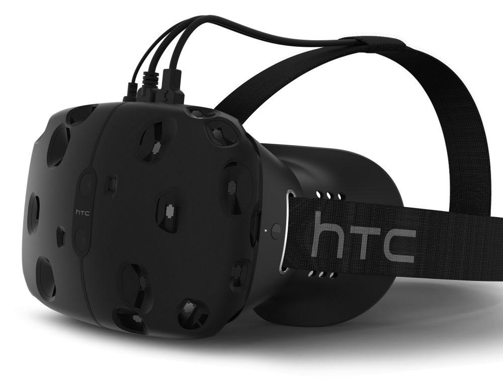 HTC Vive auf der IFA 2015 ausprobiert