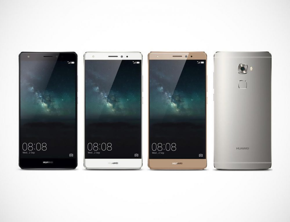 IFA 2015: Huawei Mate S Luxury Version mit Force-Touch im Hands-On