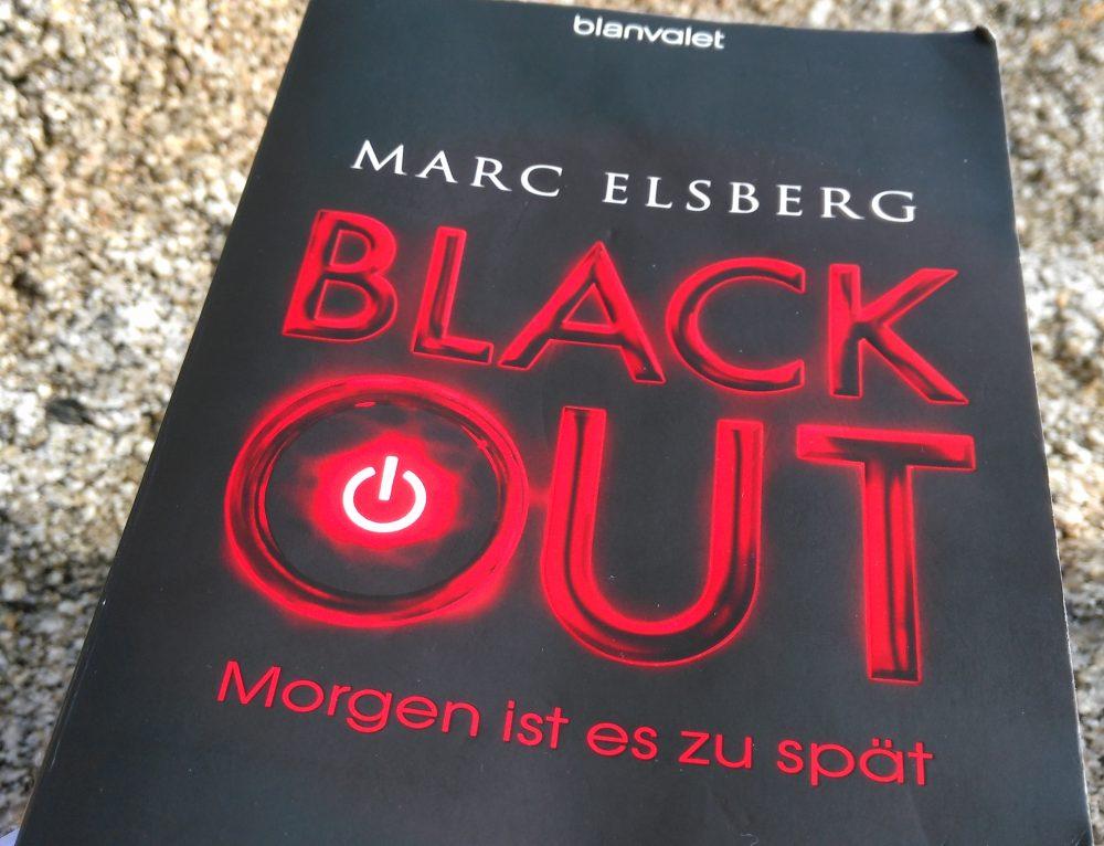 Lesebefehl: Blackout – Morgen ist es zu spät von Marc Elsberg