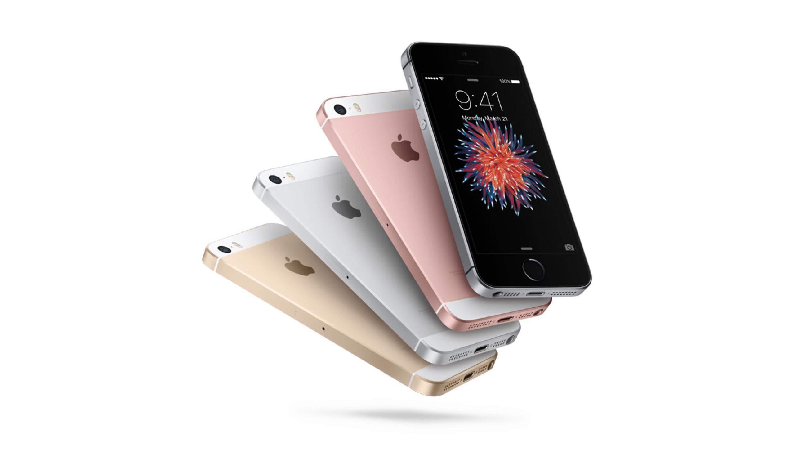 Apple stellt iPad Pro 9,7 Zoll und iPhone SE vor › Bitpage.de - Der ...