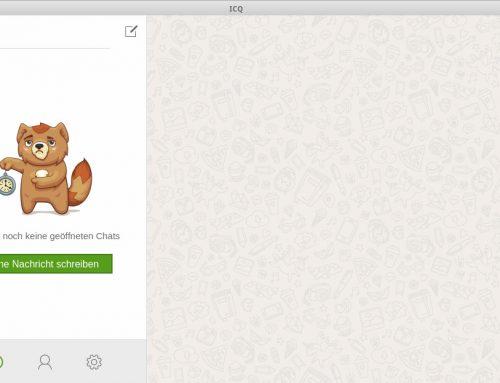 Open Source und in neuem Design: ICQ ist wieder da