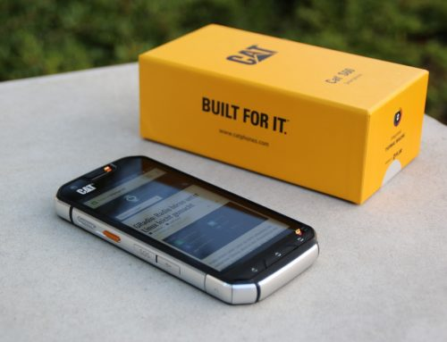 CAT S60: Baustellen-Smartphone mit FLIR Wärmebildkamera im Test