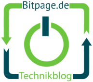 Bitpage.de – The techblog Logo