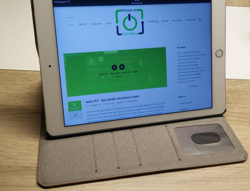 Das iPad kennt nur einen Nutzer, nicht Mehrere