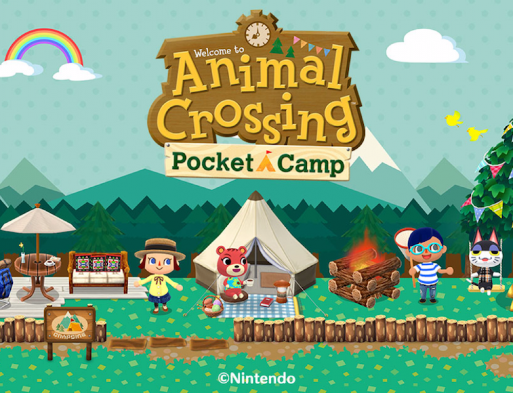 Nintendo kündigt Animal Crossing: Pocket Camp für Smartphones an
