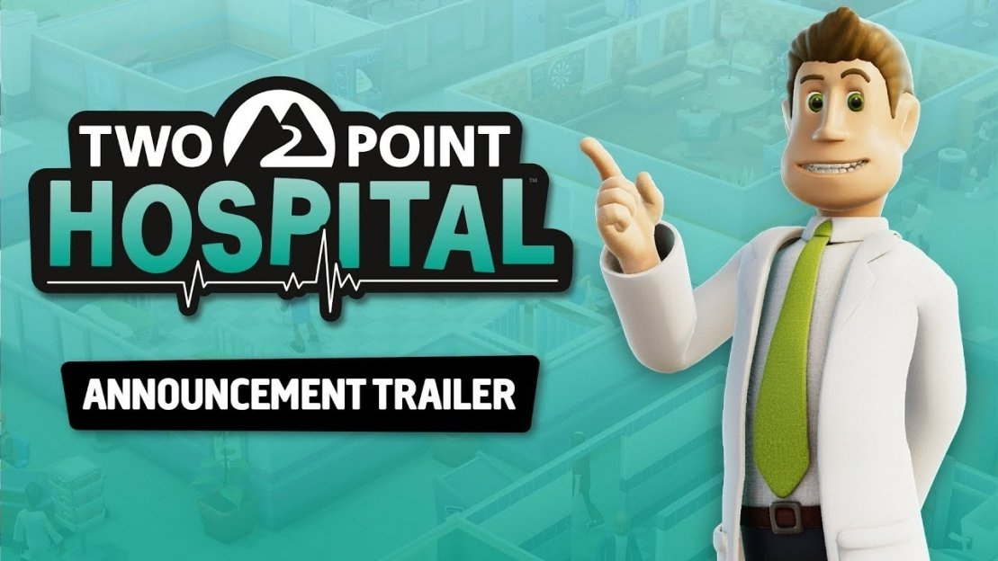 Theme Hospital feiert sein Comeback mit Two Point Hospital