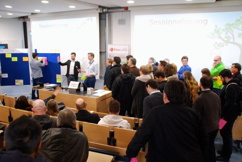 Barcamp Bonn 2018: Bunte Sessions mit Drogen, Musik und Heimautomatisierung