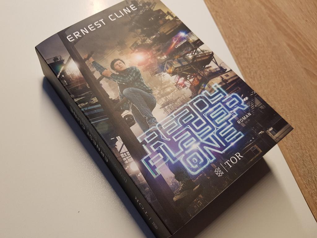 Ready Player One: Lesenswertes Buch für Geeks mit sehr guter Story #VirtualReality